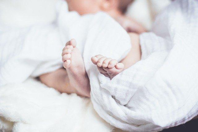 Första tiden med bebis